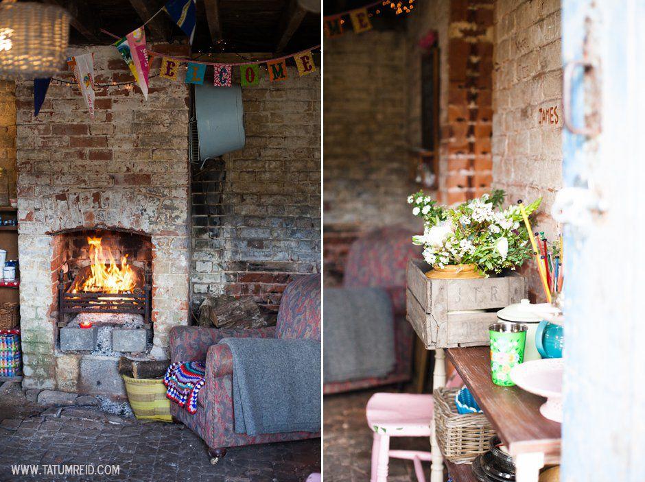Bohemian bride, boho bride, floral headwear for brides, outdoor wedding, Norfolk, Norwich, Tatum Reid (37)