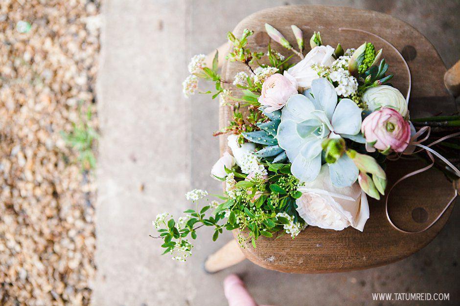 Bohemian bride, boho bride, floral headwear for brides, outdoor wedding, Norfolk, Norwich, Tatum Reid (32)