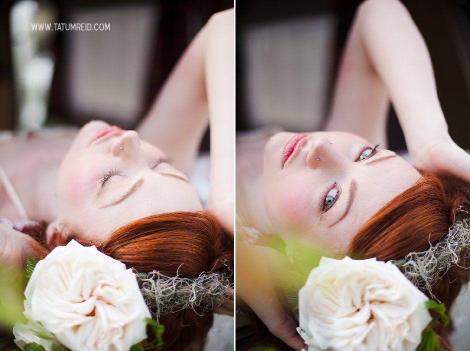 Bohemian bride, boho bride, floral headwear for brides, outdoor wedding, Norfolk, Norwich, Tatum Reid (8)