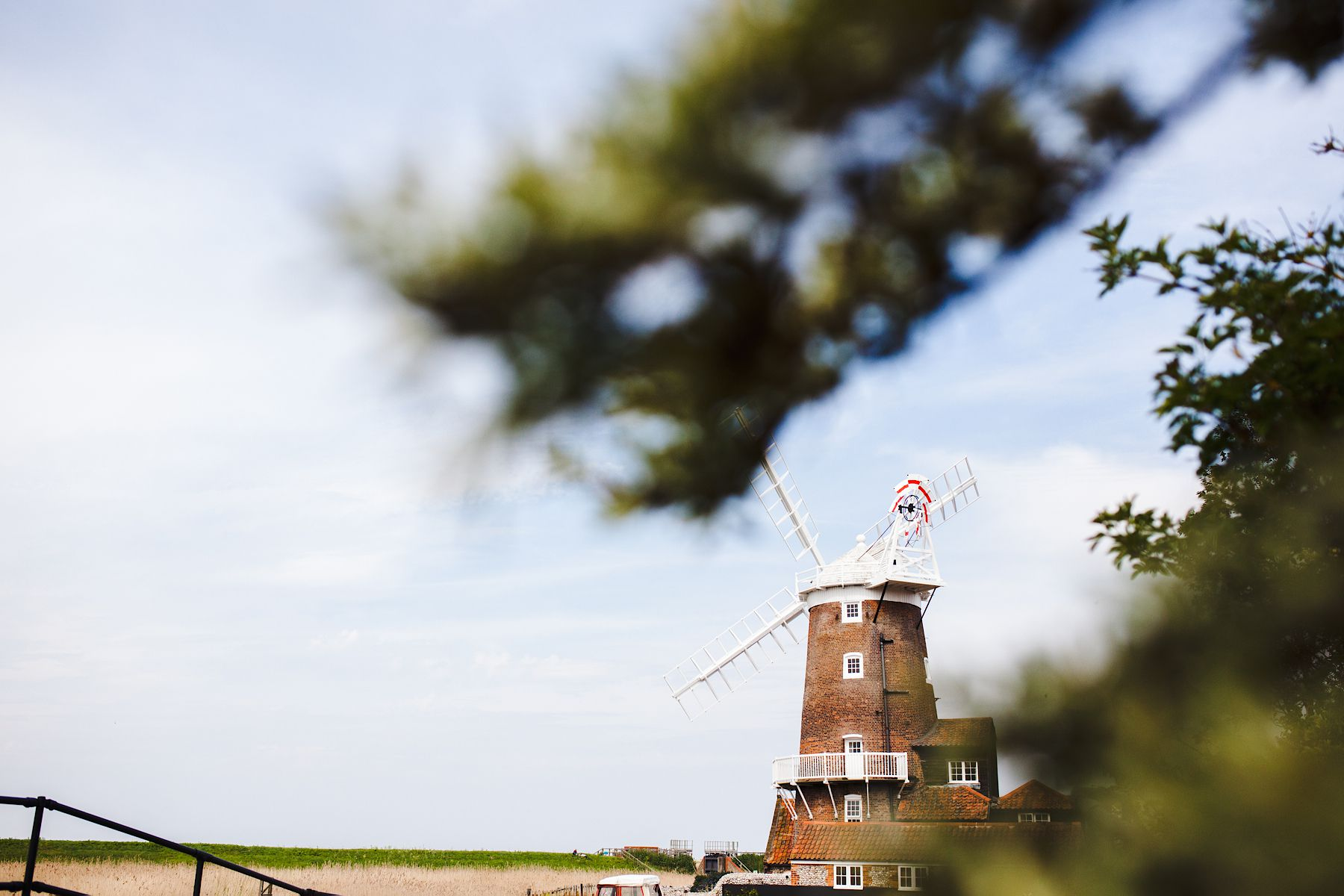 Cley Windmill North Norfolk Norwich Wedding Photography Small Intimate Venues Seaside 1