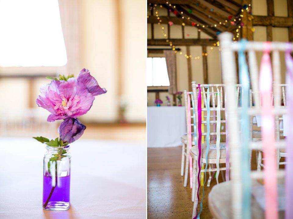 Garden Barn Suffolk wedding photography_tatum reid_blush pink bride_pastel dresses, multicolour, diy wedding decor_succulents_paper flowers_garden games_newmarket (69)