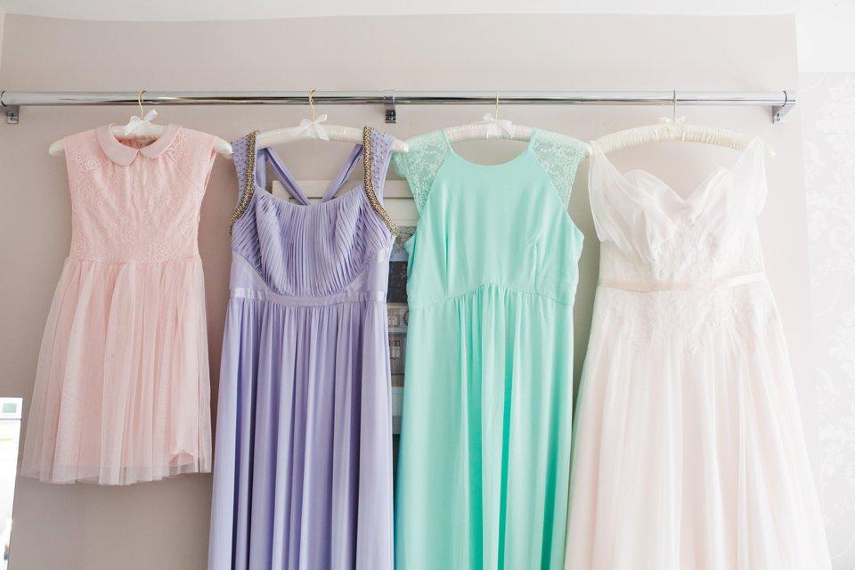 Garden Barn Suffolk wedding photography_tatum reid_blush pink bride_pastel dresses, multicolour, diy wedding decor_succulents_paper flowers_garden games_newmarket (61)