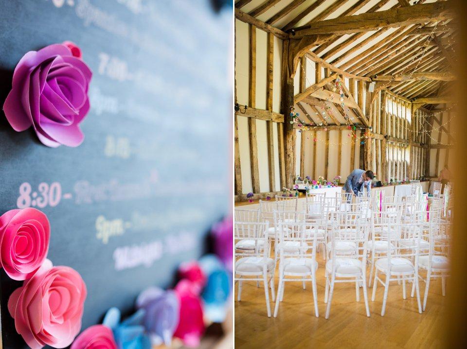 Garden Barn Suffolk wedding photography_tatum reid_blush pink bride_pastel dresses, multicolour, diy wedding decor_succulents_paper flowers_garden games_newmarket (55)