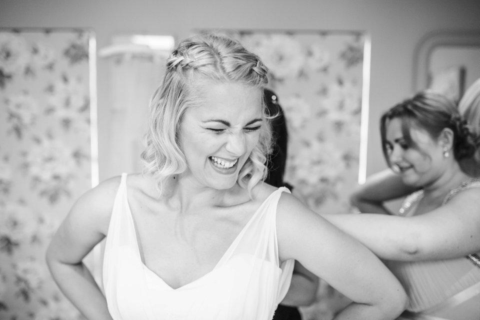 Garden Barn Suffolk wedding photography_tatum reid_blush pink bride_pastel dresses, multicolour, diy wedding decor_succulents_paper flowers_garden games_newmarket (51)