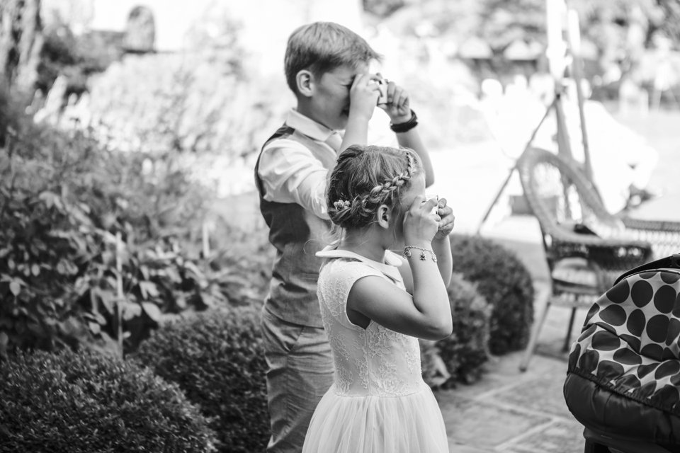 Garden Barn Suffolk wedding photography_tatum reid_blush pink bride_pastel dresses, multicolour, diy wedding decor_succulents_paper flowers_garden games_newmarket (22)