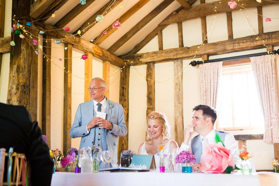 Garden Barn Suffolk wedding photography_tatum reid_blush pink bride_pastel dresses, multicolour, diy wedding decor_succulents_paper flowers_garden games_newmarket (20)