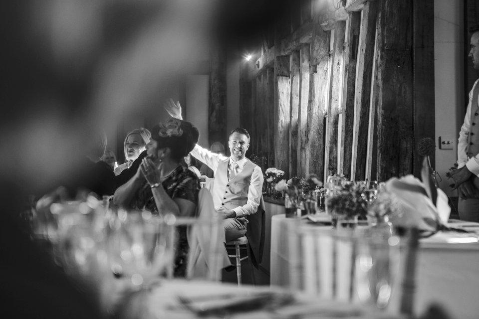 Garden Barn Suffolk wedding photography_tatum reid_blush pink bride_pastel dresses, multicolour, diy wedding decor_succulents_paper flowers_garden games_newmarket (16)