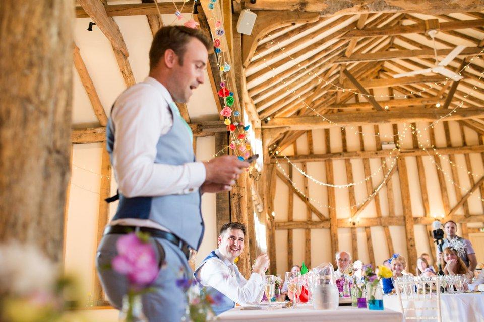 Garden Barn Suffolk wedding photography_tatum reid_blush pink bride_pastel dresses, multicolour, diy wedding decor_succulents_paper flowers_garden games_newmarket (15)
