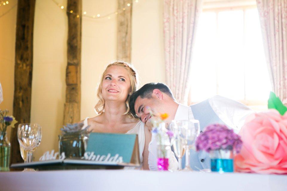 Garden Barn Suffolk wedding photography_tatum reid_blush pink bride_pastel dresses, multicolour, diy wedding decor_succulents_paper flowers_garden games_newmarket (14)