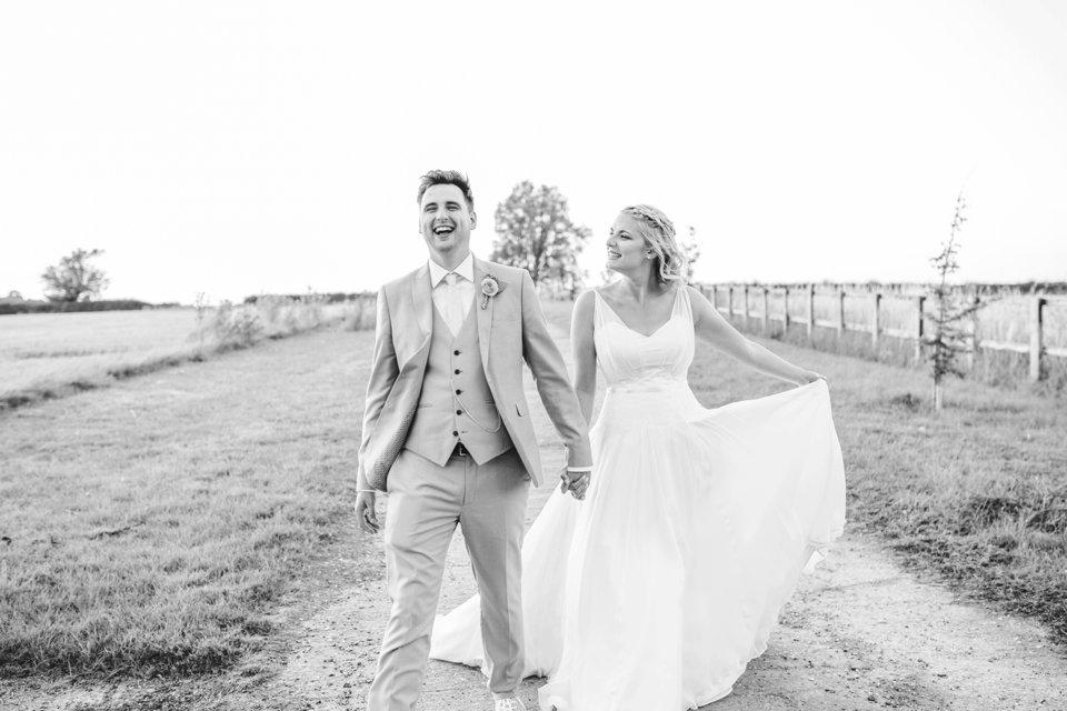 Garden Barn Suffolk wedding photography_tatum reid_blush pink bride_pastel dresses, multicolour, diy wedding decor_succulents_paper flowers_garden games_newmarket (7)