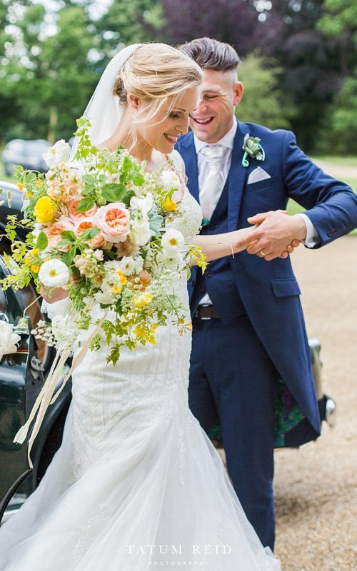 Kimberley Hall wedding | Norfolk wedding photographer