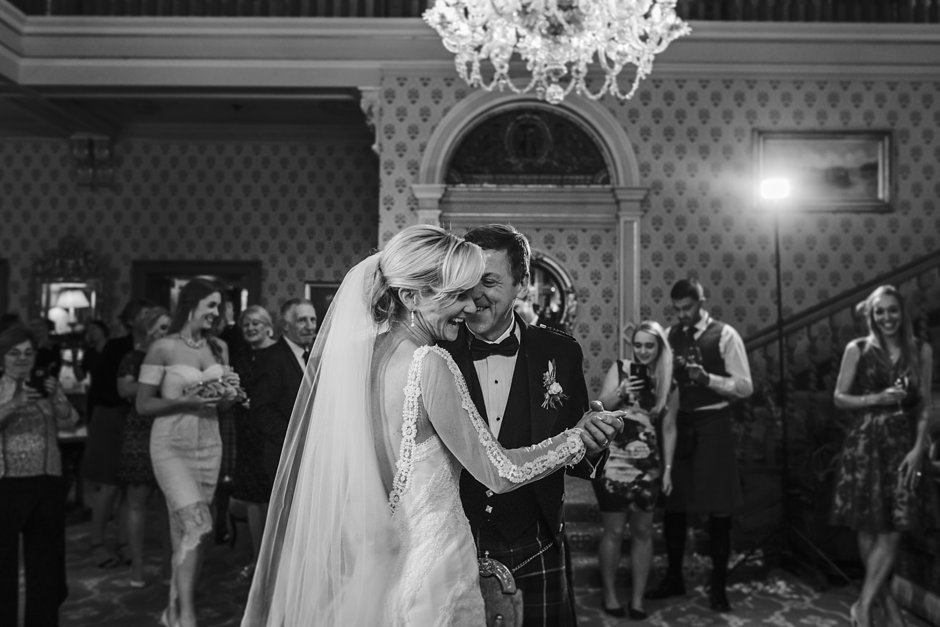 Inverlochy Castle wedding photography