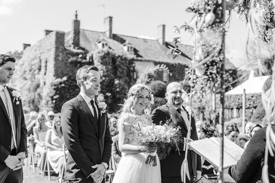 Narborough Hall wedding