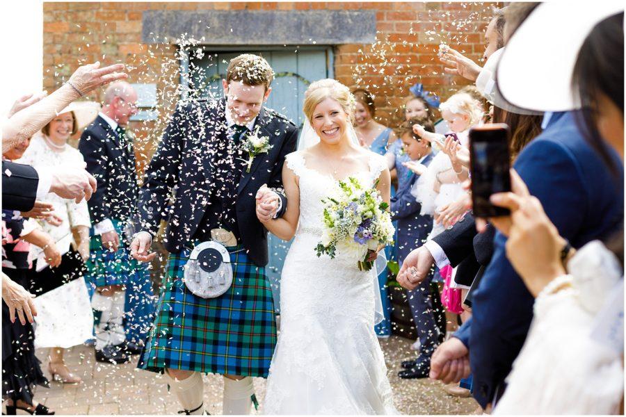 Bassmead Manor barns wedding photos by Tatum Reid