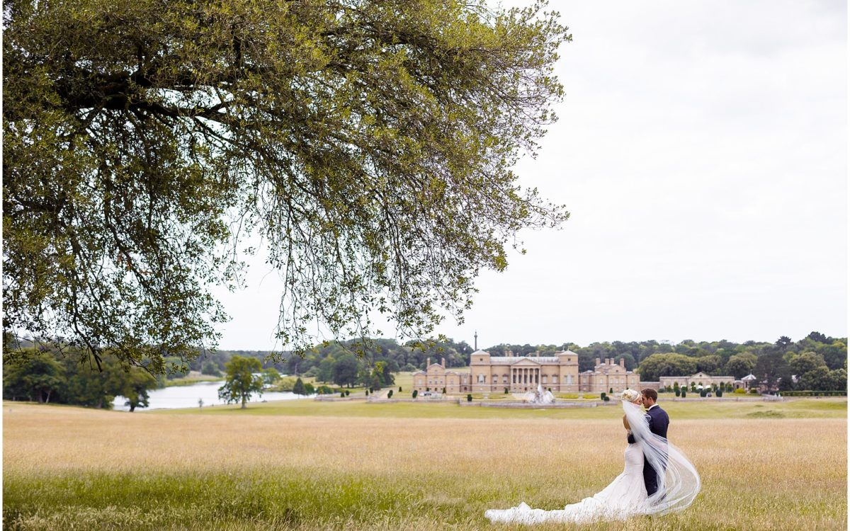 Holkham Hall - Norfolk wedding photographer