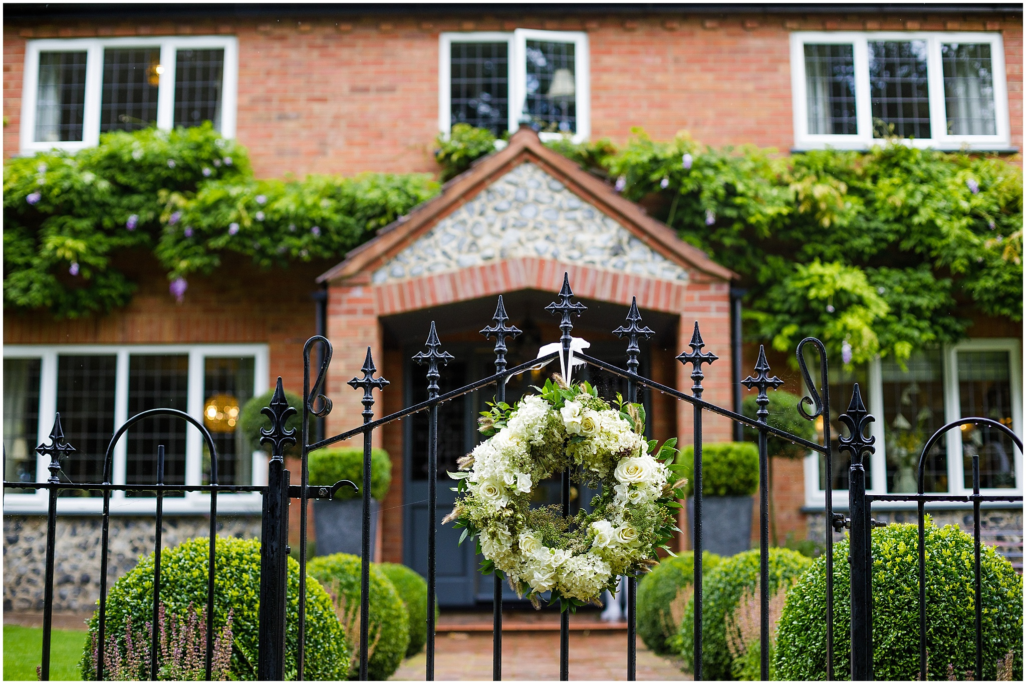 The Hoste Norfolk wedding venue