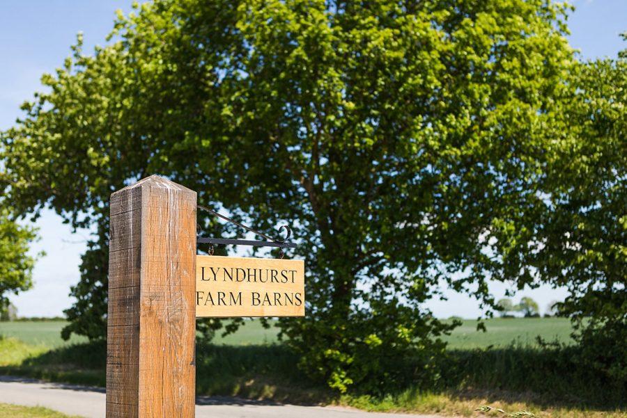 Southwood Hall wedding Accomodation Lyndhurts farm barns